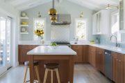 Фото 22 Ясень: универсальный цвет мебели в доме и 70+ непередаваемо уютных интерьеров
