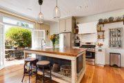Фото 23 Ясень: универсальный цвет мебели в доме и 70+ непередаваемо уютных интерьеров