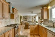 Фото 44 Ясень: универсальный цвет мебели в доме и 70+ непередаваемо уютных интерьеров