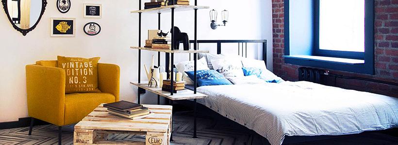 Дизайн спальни-гостиной площадью 18 кв. м: продуманные идеи для комфорта и экономии пространства