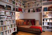 Фото 11 Дизайн спальни-гостиной площадью 18 кв. м: продуманные идеи для комфорта и экономии пространства