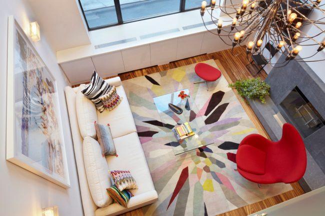 Обустройство спальни-гостиной площадью в 18 кв.м – это весьма приятно занятие