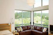 Фото 20 Дизайн спальни-гостиной площадью 18 кв. м: продуманные идеи для комфорта и экономии пространства