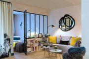 Фото 38 Дизайн спальни-гостиной площадью 18 кв. м: продуманные идеи для комфорта и экономии пространства