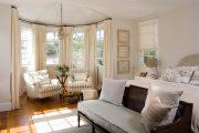 Фото 41 Дизайн спальни-гостиной площадью 18 кв. м: продуманные идеи для комфорта и экономии пространства