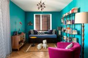 Фото 45 Дизайн спальни-гостиной площадью 18 кв. м: продуманные идеи для комфорта и экономии пространства