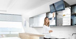 Доводчики для кухонных шкафов: преимущества, регулировка и установка своими руками фото