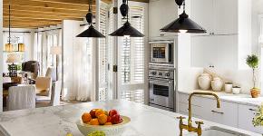 Складная дверь на кухню: в поисках достойной альтернативы традиционности фото