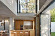 Фото 1 Складная дверь на кухню: в поисках достойной альтернативы традиционности