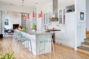 Фото 2 Складная дверь на кухню: в поисках достойной альтернативы традиционности