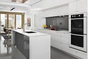 Фото 13 Складная дверь на кухню: в поисках достойной альтернативы традиционности