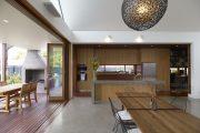 Фото 14 Складная дверь на кухню: в поисках достойной альтернативы традиционности