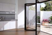 Фото 21 Складная дверь на кухню: в поисках достойной альтернативы традиционности