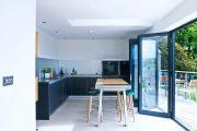 Фото 25 Складная дверь на кухню: в поисках достойной альтернативы традиционности