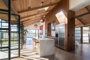 Фото 31 Складная дверь на кухню: в поисках достойной альтернативы традиционности