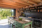 Фото 32 Складная дверь на кухню: в поисках достойной альтернативы традиционности