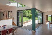 Фото 38 Складная дверь на кухню: в поисках достойной альтернативы традиционности