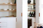 Фото 40 Складная дверь на кухню: в поисках достойной альтернативы традиционности