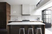 Фото 41 Складная дверь на кухню: в поисках достойной альтернативы традиционности