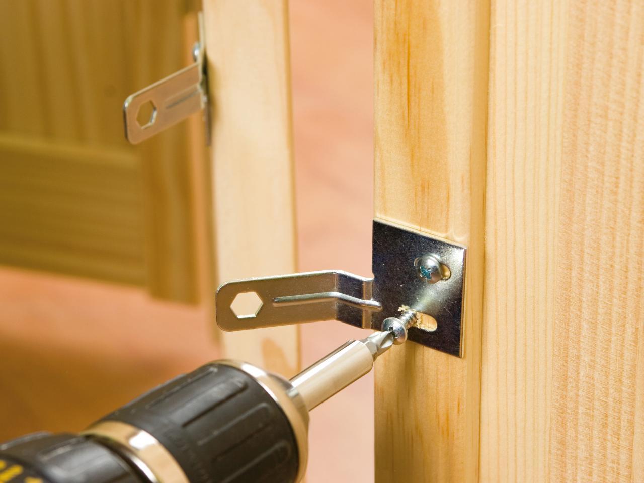 Дверь гармошка своими руками