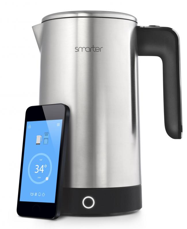 """""""Умный чайник"""", которым можно управлять с помощью смартфона"""