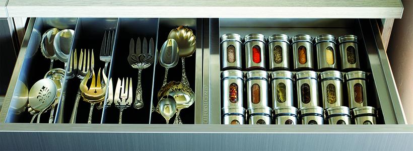 Хранение специй на кухне: 75+ функциональных идей для тех, кто привык к бескомпромиссному порядку