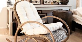 Выбираем кресло-качалку с подставкой для ног: бескомпромиссный комфорт для всей семьи фото