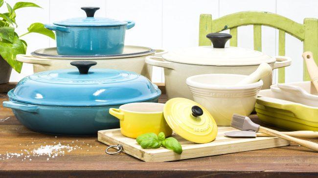 Чистая посуда - это хорошее настроение у хозяйки