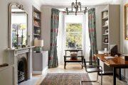 Фото 7 Камин в интерьере квартиры: 85+ роскошных вариантов в современном и классическом дизайне
