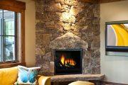 Фото 8 Камин в интерьере квартиры: 85+ роскошных вариантов в современном и классическом дизайне