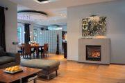Фото 11 Камин в интерьере квартиры: 85+ роскошных вариантов в современном и классическом дизайне