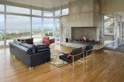 Фото 12 Камин в интерьере квартиры: 85+ роскошных вариантов в современном и классическом дизайне