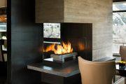 Фото 18 Камин в интерьере квартиры: 85+ роскошных вариантов в современном и классическом дизайне