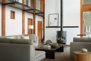 Фото 22 Камин в интерьере квартиры: 85+ роскошных вариантов в современном и классическом дизайне