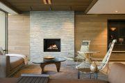 Фото 24 Камин в интерьере квартиры: 85+ роскошных вариантов в современном и классическом дизайне