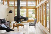 Фото 25 Камин в интерьере квартиры: 85+ роскошных вариантов в современном и классическом дизайне