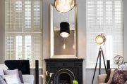 Фото 26 Камин в интерьере квартиры: 85+ роскошных вариантов в современном и классическом дизайне