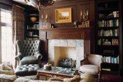 Фото 4 Камин в интерьере квартиры: 85+ роскошных вариантов в современном и классическом дизайне