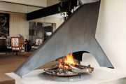Фото 30 Камин в интерьере квартиры: 85+ роскошных вариантов в современном и классическом дизайне