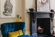 Фото 31 Камин в интерьере квартиры: 85+ роскошных вариантов в современном и классическом дизайне