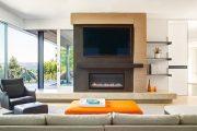Фото 36 Камин в интерьере квартиры: 85+ роскошных вариантов в современном и классическом дизайне