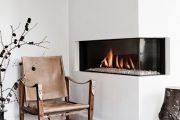 Фото 39 Камин в интерьере квартиры: 85+ роскошных вариантов в современном и классическом дизайне
