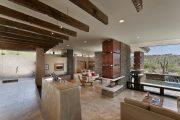 Фото 49 Камин в интерьере квартиры: 85+ роскошных вариантов в современном и классическом дизайне