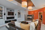 Фото 51 Камин в интерьере квартиры: 85+ роскошных вариантов в современном и классическом дизайне