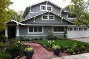 Фото 9 Проект дома с двумя гаражами: выбираем лучшее готовое решение для строительства