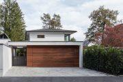 Фото 12 Проект дома с двумя гаражами: выбираем лучшее готовое решение для строительства