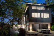 Фото 1 Проект дома с двумя гаражами: выбираем лучшее готовое решение для строительства