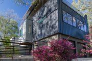 Фото 6 Проект дома с двумя гаражами: выбираем лучшее готовое решение для строительства