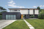 Фото 18 Проект дома с двумя гаражами: выбираем лучшее готовое решение для строительства
