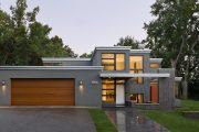 Фото 3 Проект дома с двумя гаражами: выбираем лучшее готовое решение для строительства